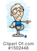 Senior Man Clipart #1502448 by Cory Thoman