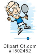 Senior Man Clipart #1502452 by Cory Thoman