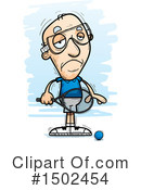 Senior Man Clipart #1502454 by Cory Thoman