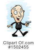 Senior Man Clipart #1502455 by Cory Thoman