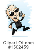 Senior Man Clipart #1502459 by Cory Thoman