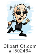 Senior Man Clipart #1502464 by Cory Thoman