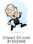 Senior Man Clipart #1502466 by Cory Thoman