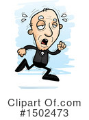 Senior Man Clipart #1502473 by Cory Thoman