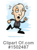 Senior Man Clipart #1502487 by Cory Thoman