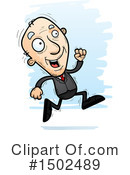 Senior Man Clipart #1502489 by Cory Thoman