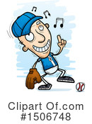 Senior Man Clipart #1506748 by Cory Thoman