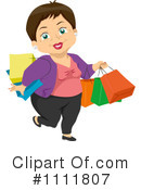 Senior Woman Clipart #1111807 by BNP Design Studio