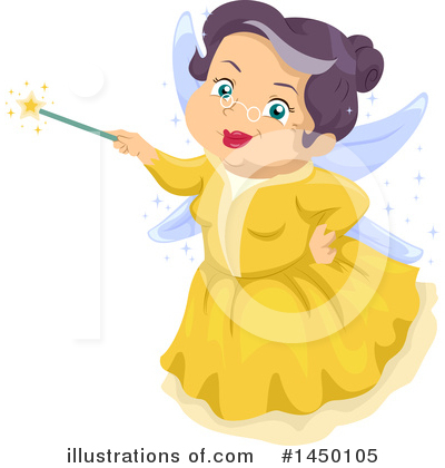 Fairy Clipart #1450105 by BNP Design Studio