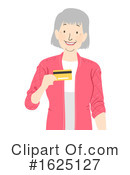 Senior Woman Clipart #1625127 by BNP Design Studio