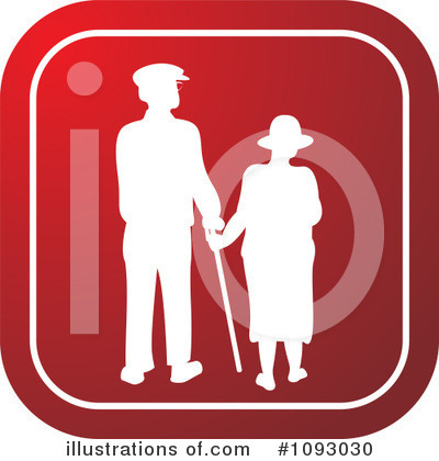 Seniors Clipart #1093030 by Lal Perera