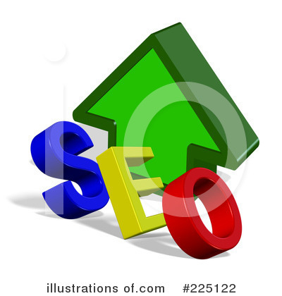 Royalty-Free (RF) Seo Clipart Illustration by MacX - Stock Sample #225122