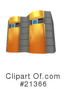 Server Clipart #21366 by 3poD