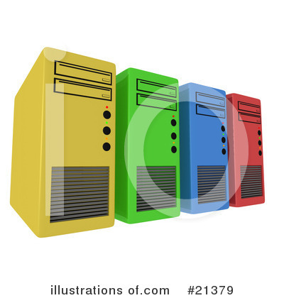 Server Clipart #21379 by 3poD