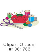 Sewing Clipart #1081783