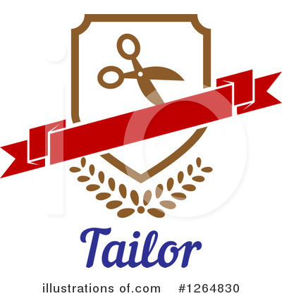 Sewing Clipart #1264830 by Vector Tradition SM