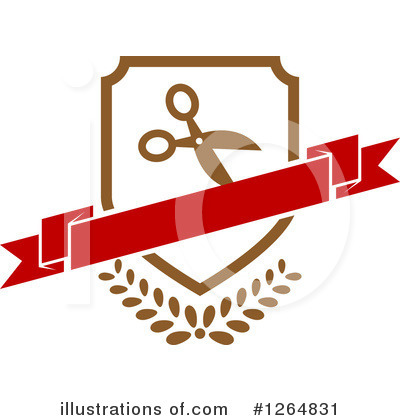 Sewing Clipart #1264831 by Vector Tradition SM