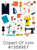 Sewing Clipart #1358967