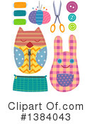 Sewing Clipart #1384043 by BNP Design Studio