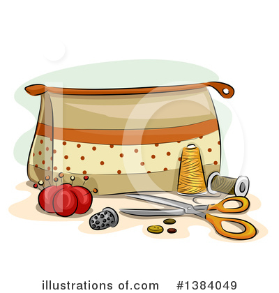 Crafts Clipart #1384049 by BNP Design Studio