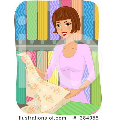 Sewing Clipart #1384055 by BNP Design Studio