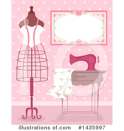 Mannequin Clipart #1435997 by BNP Design Studio