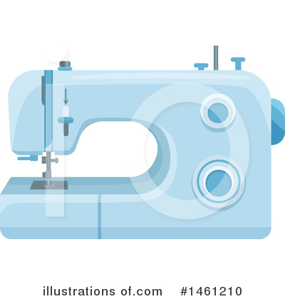 Sewing Clipart #1461210 by Vector Tradition SM