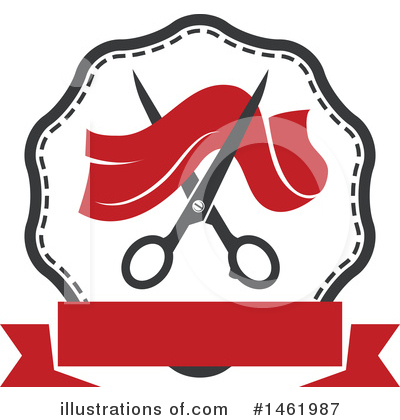 Sewing Clipart #1461987 by Vector Tradition SM