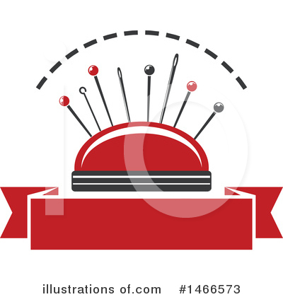 Sewing Clipart #1466573 by Vector Tradition SM