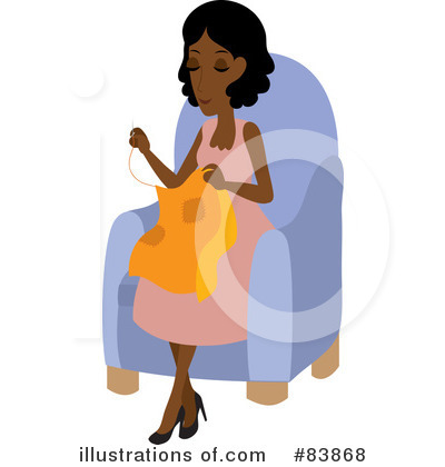 Indian Woman Clipart #83868 by Rosie Piter