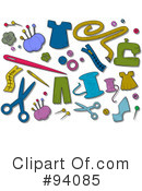 Sewing Clipart #94085