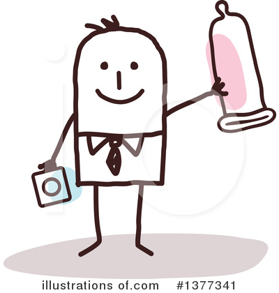Condom Clipart #1377341 by NL shop