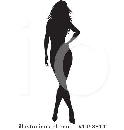 Sexy Woman Clip Art