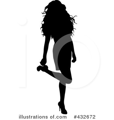 Fashion Clipart #432672 by Pams Clipart