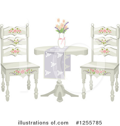 Shabby Chic Clipart #1255785 by BNP Design Studio