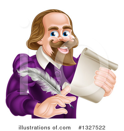 Author Clipart #1327522 by AtStockIllustration