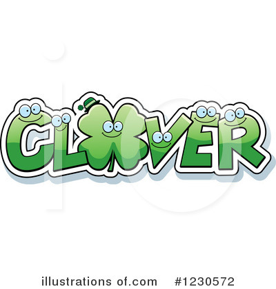 St Patricks Day Clipart #1230572 by Cory Thoman
