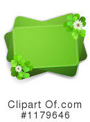 Royalty-Free (RF) Shamrocks Clipart Illustration #1179646
