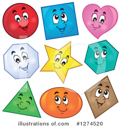 Heart Clipart #1274520 by visekart