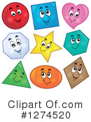 Shapes Clipart #1274520 by visekart