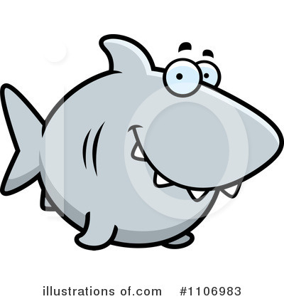 Fish Clipart #1106983 by Cory Thoman