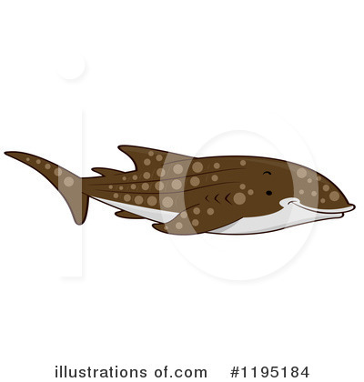 Shark Clipart #1195184 by BNP Design Studio