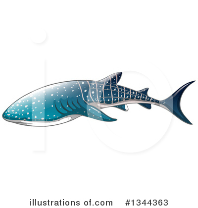 Sea Life Clipart #1344363 by Graphics RF