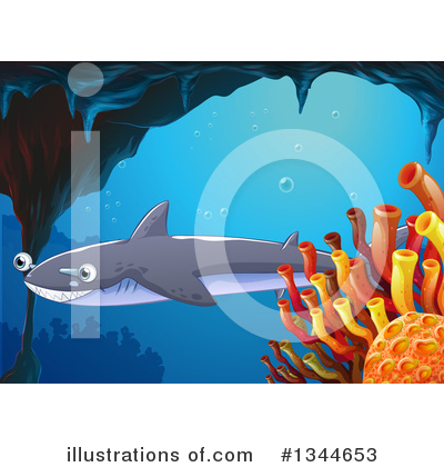 Reef Clipart #1344653 by Graphics RF