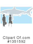 Shark Clipart #1351592 by xunantunich
