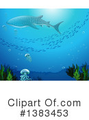 Shark Clipart #1383453 by Graphics RF