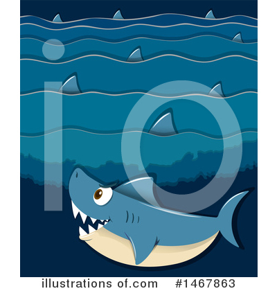 Waves Clipart #1467863 by Graphics RF
