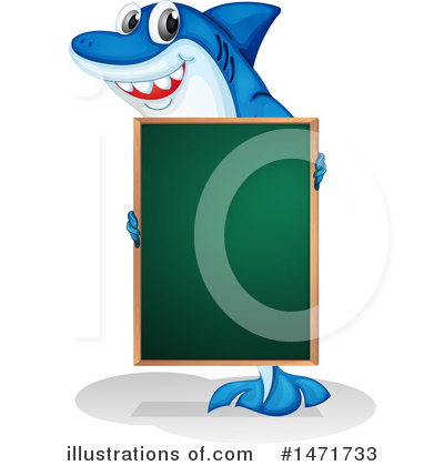 Shark Clipart #1471733 by Graphics RF