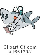 Shark Clipart #1661303 by toonaday