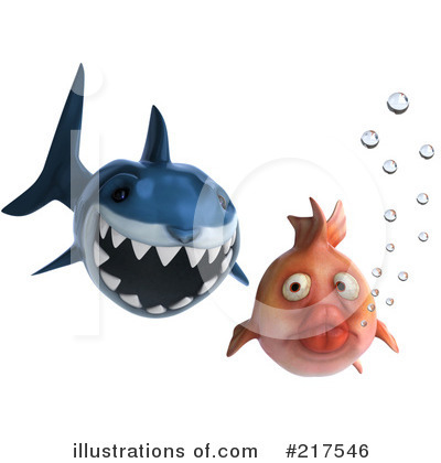 Fish Clipart #217546 by Julos